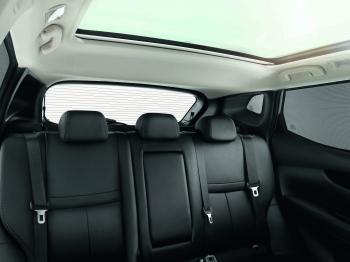 Sun Blinds - Rear Side Windows x 4
